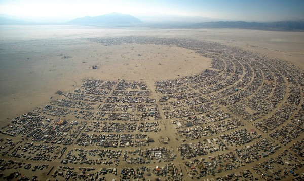 burning man festival agosto