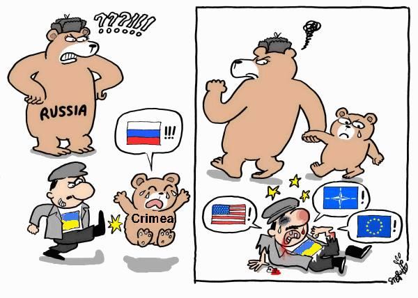 Crimea Russia Ucrania
