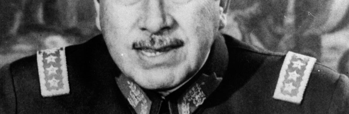 Pinochet-art-entrevista Pinochet, Vice,  Como asesinar a felipes, Chile, Lili Marleen, entrevista, Adrián Mazzeo