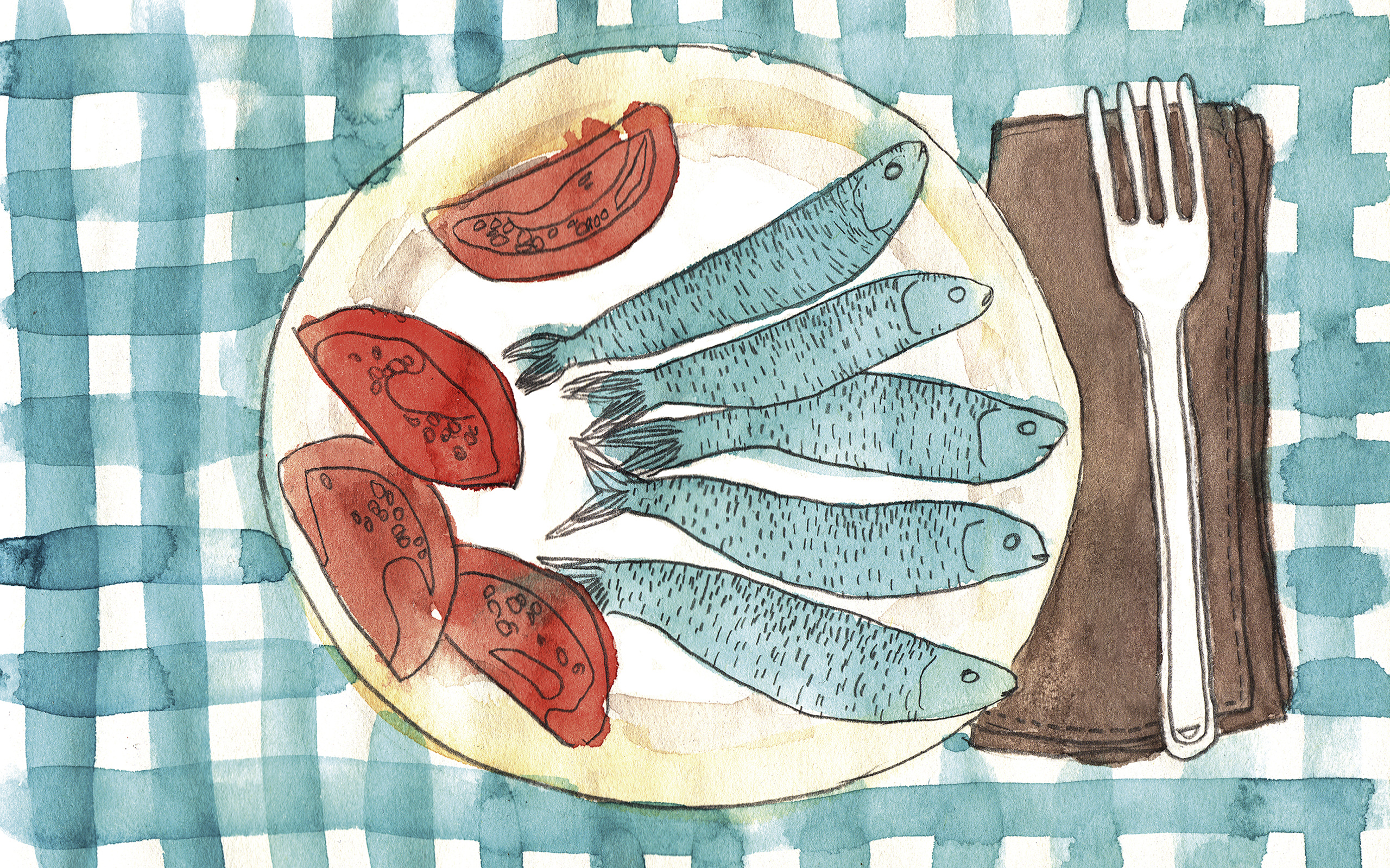 sardines2 Olga Molina