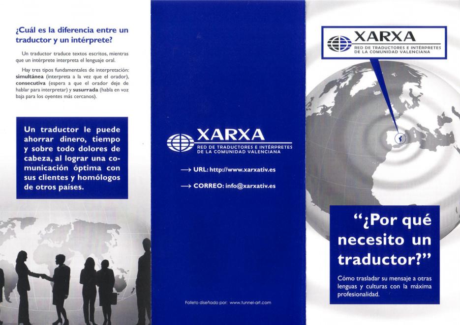 la xaxa, red de traductores, comunidad valenciana, día internacional del traductor
