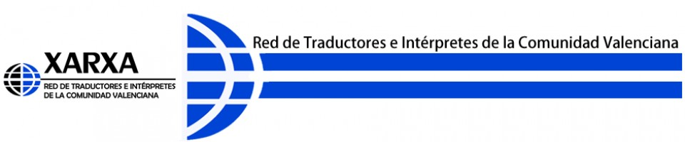 la xarxa red de traductores e interpretes de la comunidad Valenciana