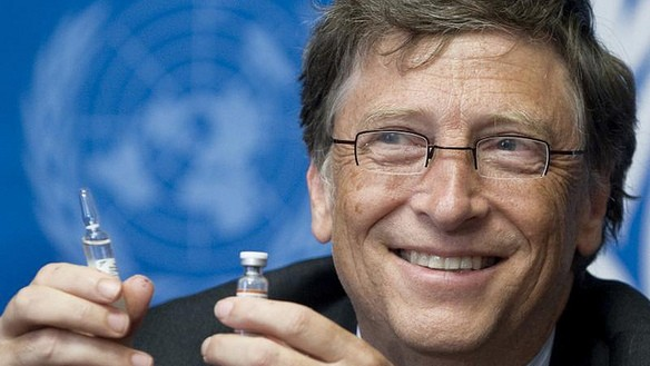 Bill Gates filantrocapitalismo