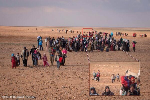 foto, niño, abc, Onu, periodismo, acnur, desierto, Marwan